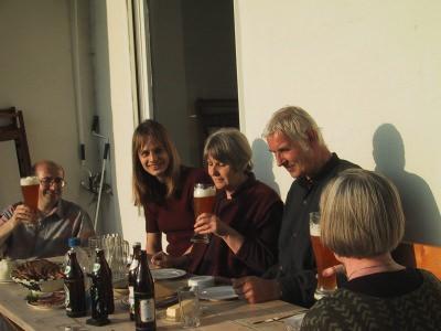 Foto: Brotzeit in Ammerland